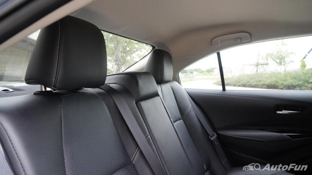 2021 Toyota Corolla Altis 1.8 Sport Interior 034