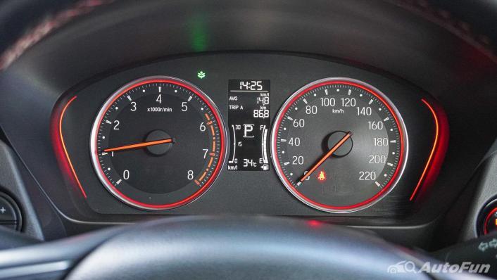 2020 Honda City 1.0 RS Interior 006