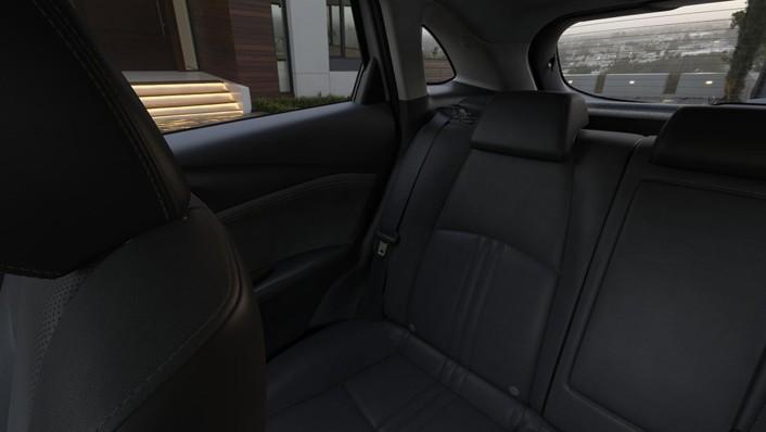 Mazda CX-3 2020 Interior 006