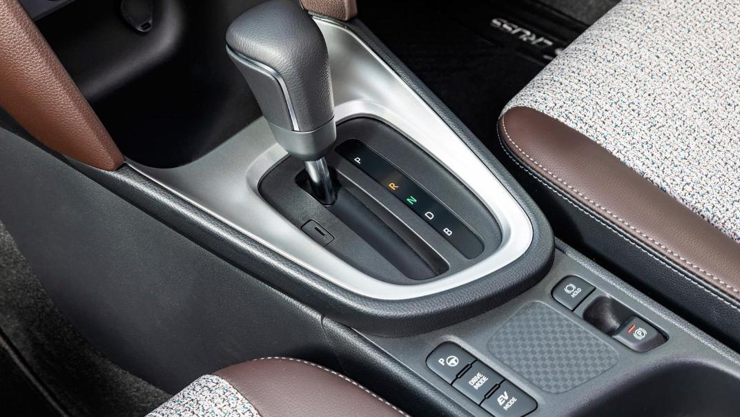 2020 Toyota Yaris Cross International Version Interior 006