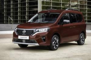 2022 Nissan Townstar โมเดลเชนจ์มินิแวน พื้นฐานเบนซ์ ราคา 7 แสน แต่ไม่ขายไทยเพราะอะไร ?