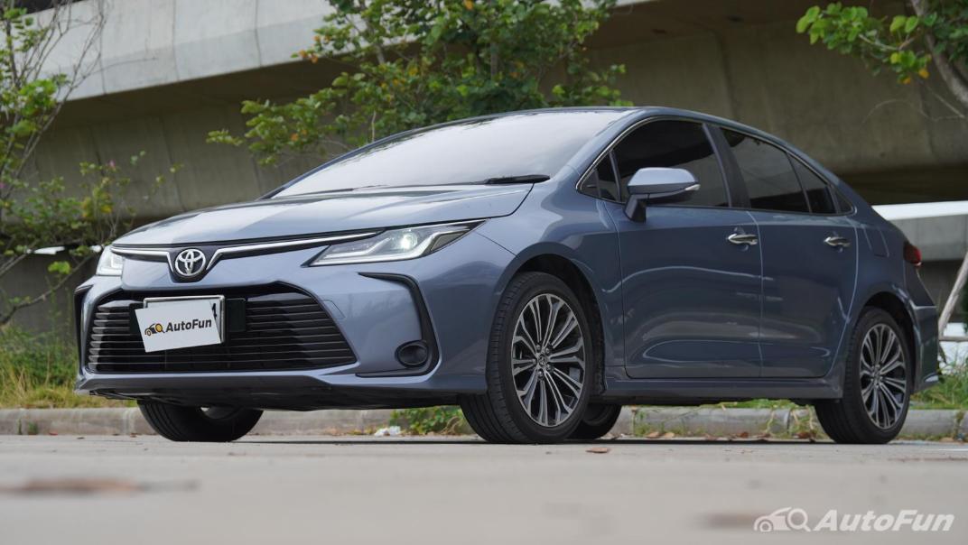 2021 Toyota Corolla Altis 1.8 Sport Exterior 009