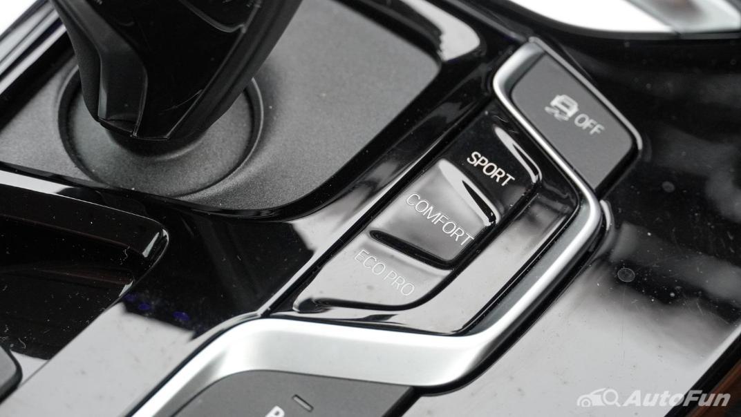 2020 2.0 BMW X3 xDrive20d M Sport Interior 032