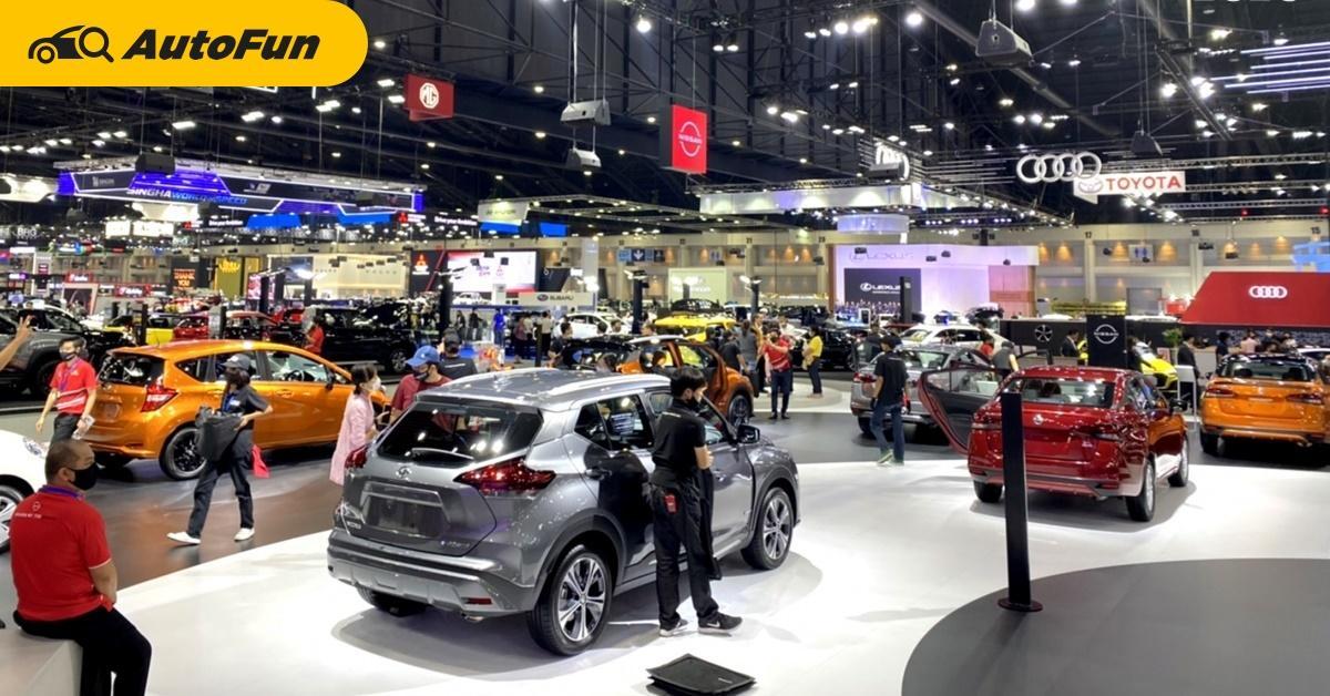 OPINION: ตลาดรถยนต์น่าจะฟื้นตัวอีกครั้งในไตรมาส 3 พร้อมการทุ่มตลาดอย่างรุนแรงจากค่ายรถ 01