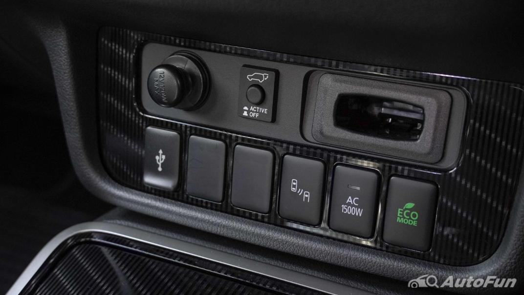 2021 Mitsubishi Outlander PHEV GT-Premium Interior 023