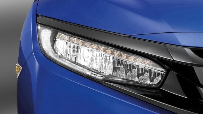 Honda Civic 2020 Exterior 006