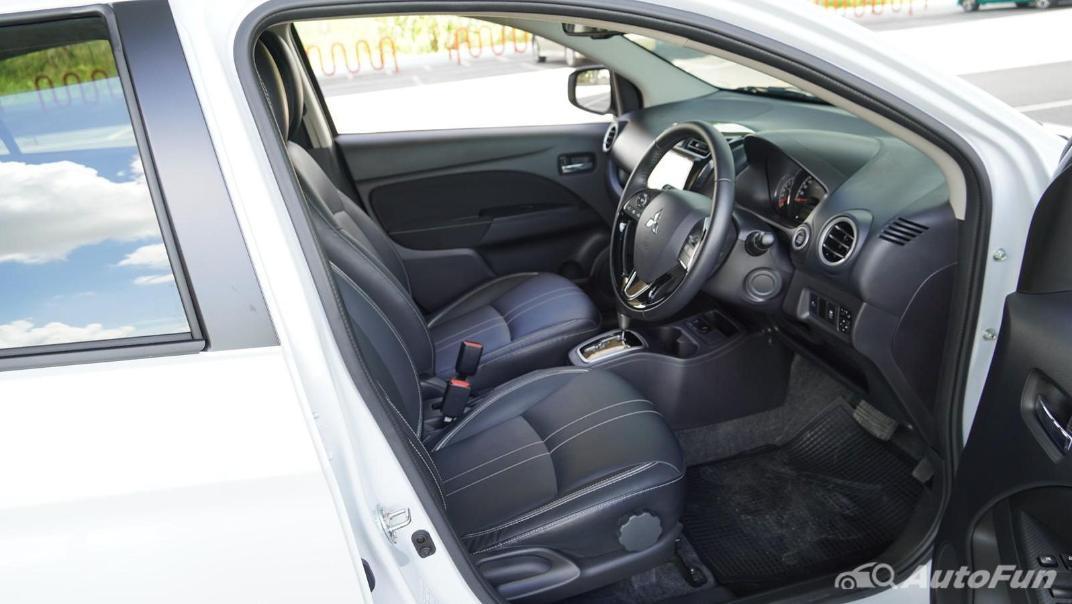 2020 Mitsubishi Attrage 1.2 GLS-LTD CVT Interior 032