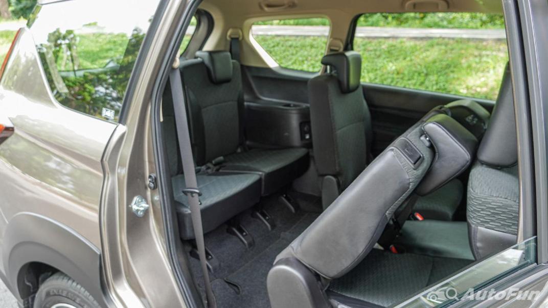 2020 1.5 Suzuki XL7 GLX Interior 028