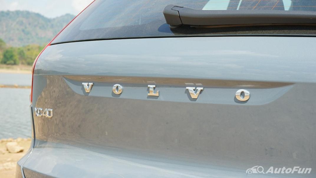 2020 Volvo XC 40 2.0 R-Design Exterior 024