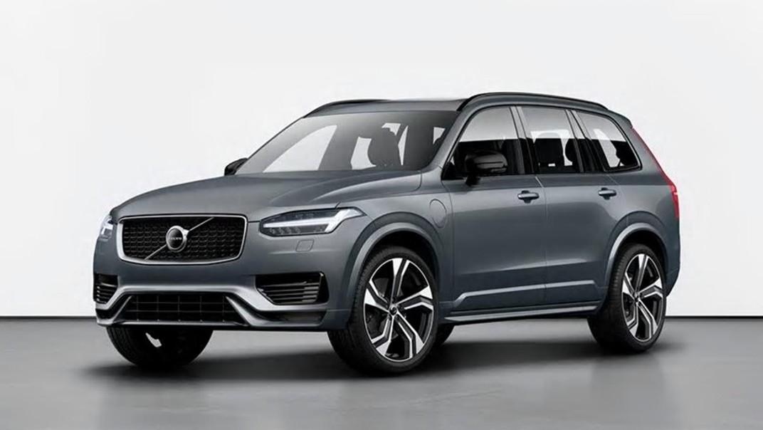 Volvo XC 90 2020 Exterior 007