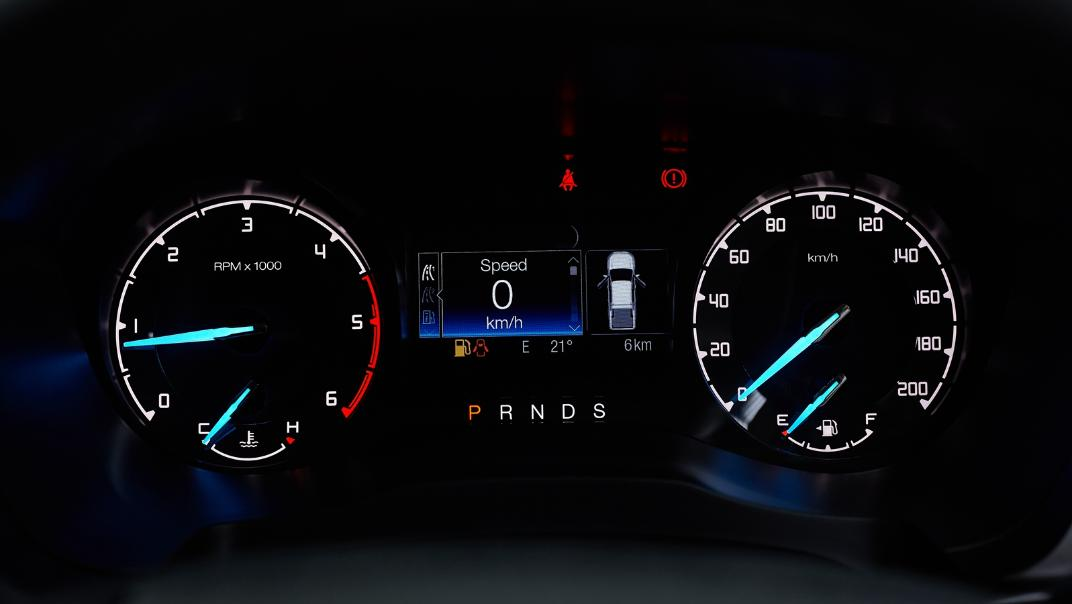 2021 Ford Ranger FX4 MAX Interior 018