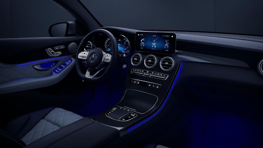 Mercedes-Benz GLC-Class 2020 Interior 009