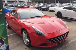 ศุลกากรเปิดประมูลรถหรูรอบ 3 ปี Ferrari California T เริ่มคันละ 10.31 ล้านบาท