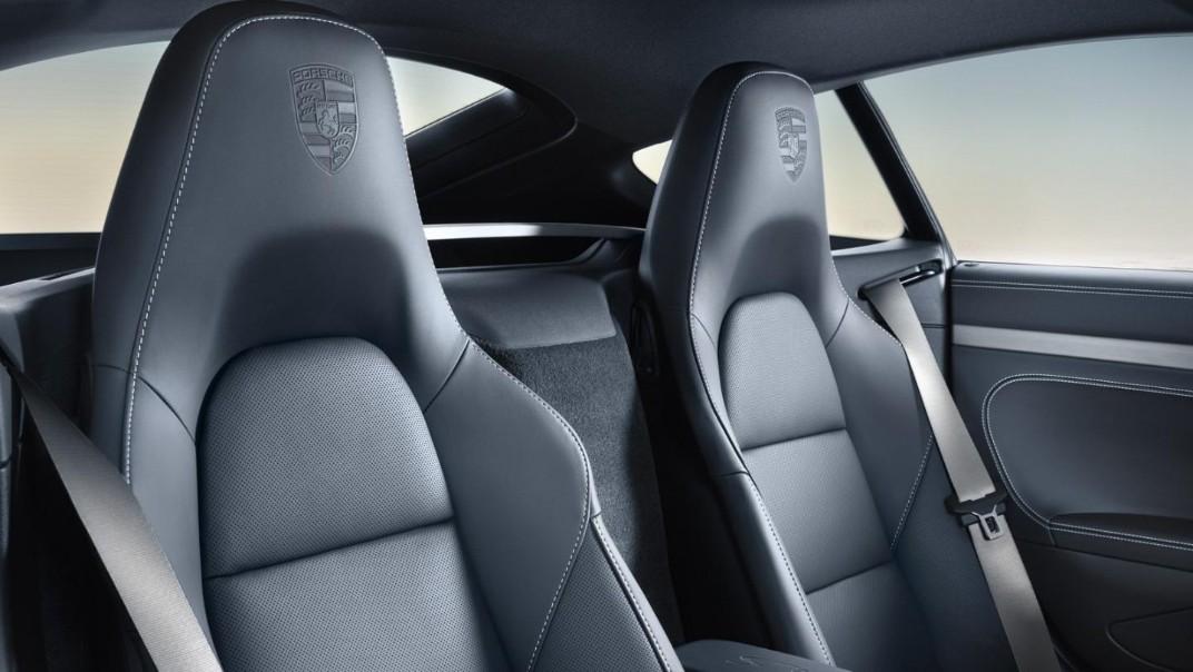 Porsche 718 2020 Interior 009