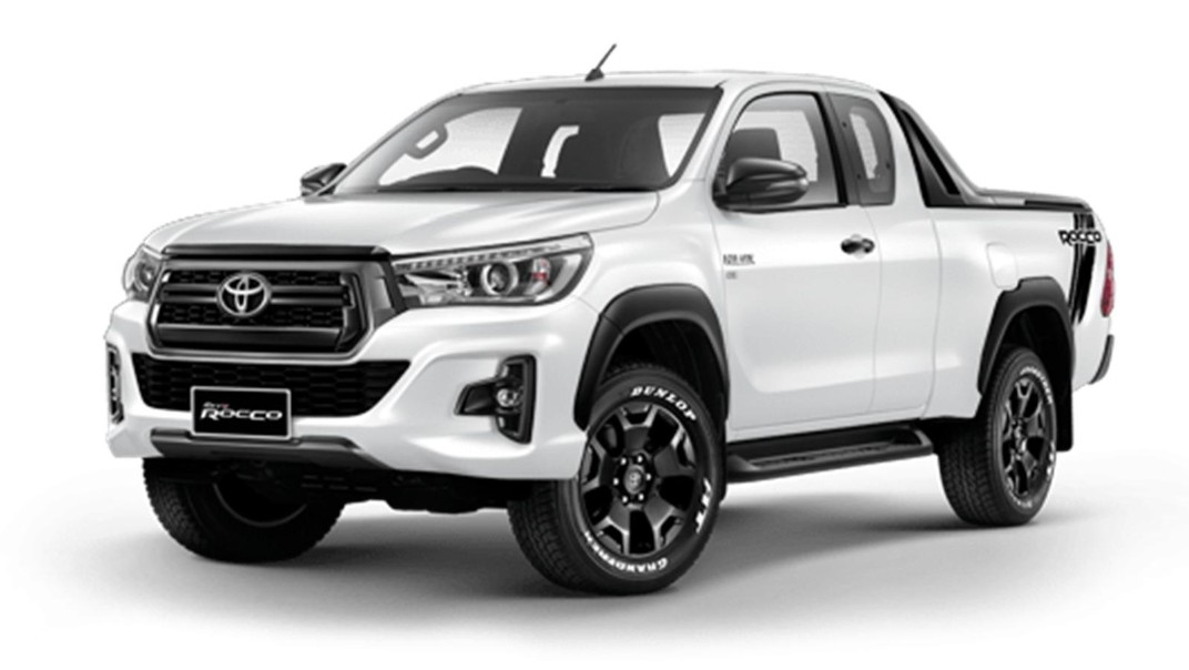 Toyota Hilux Revo Smart Cab 2020 Others 006