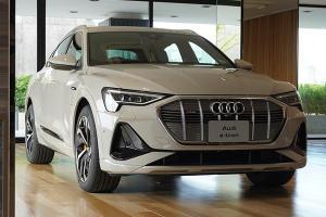 เปิดตัว 2020 Audi e-tron Sportback ค่าตัว 5.299 ล้านบาท จำกัดโควต้า 15 คันในไทย