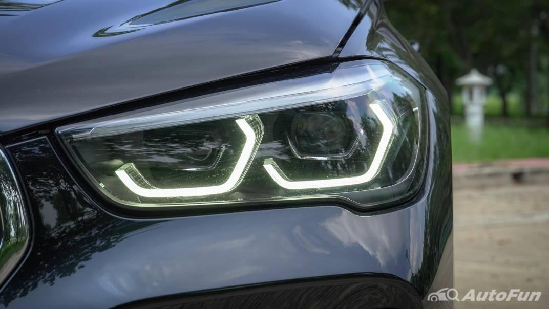 2021 BMW X1 2.0 sDrive20d M Sport Exterior 010