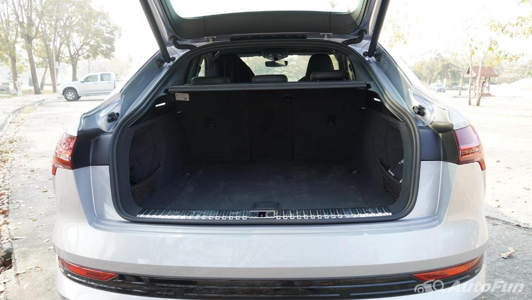 2020 Audi E Tron Sportback 55 quattro S line Interior 077