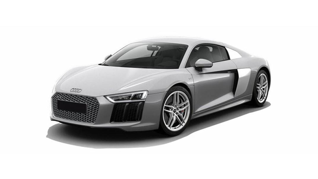 Audi R8 2020 Exterior 004
