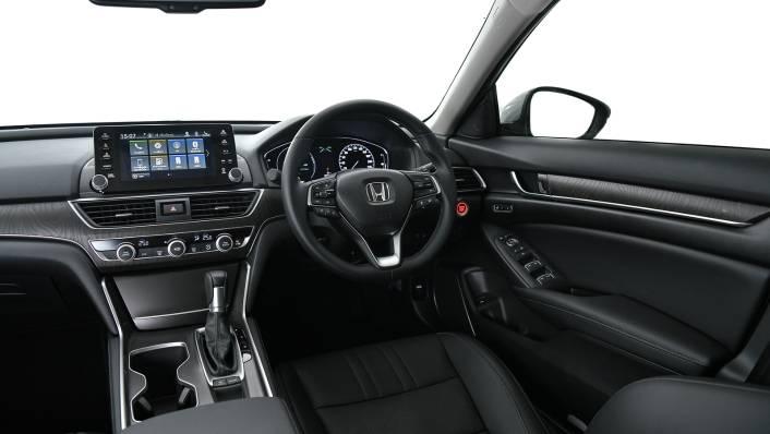 2021 Honda Accord 1.5 Turbo EL Interior 002