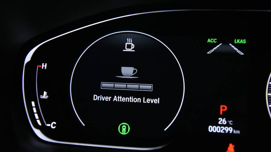 2021 Honda Accord 1.5 Turbo EL Interior 035