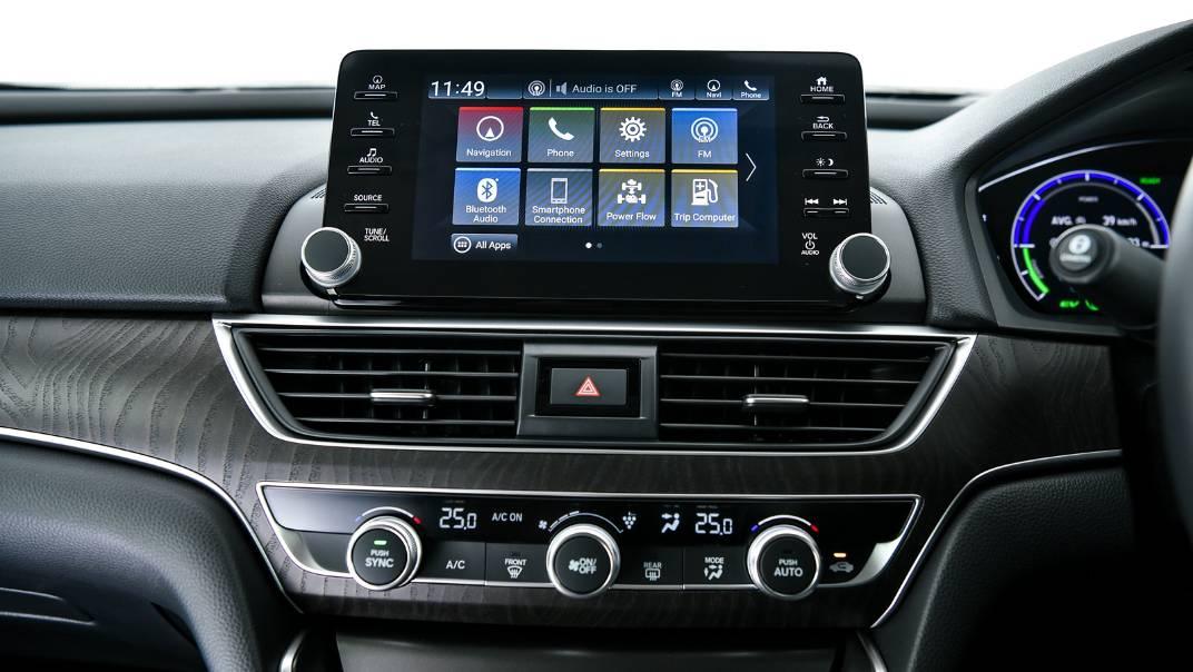 2021 Honda Accord 2.0L e:HEV EL+ Interior 032