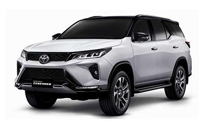2020 Toyota Fortuner 2.8 Legender