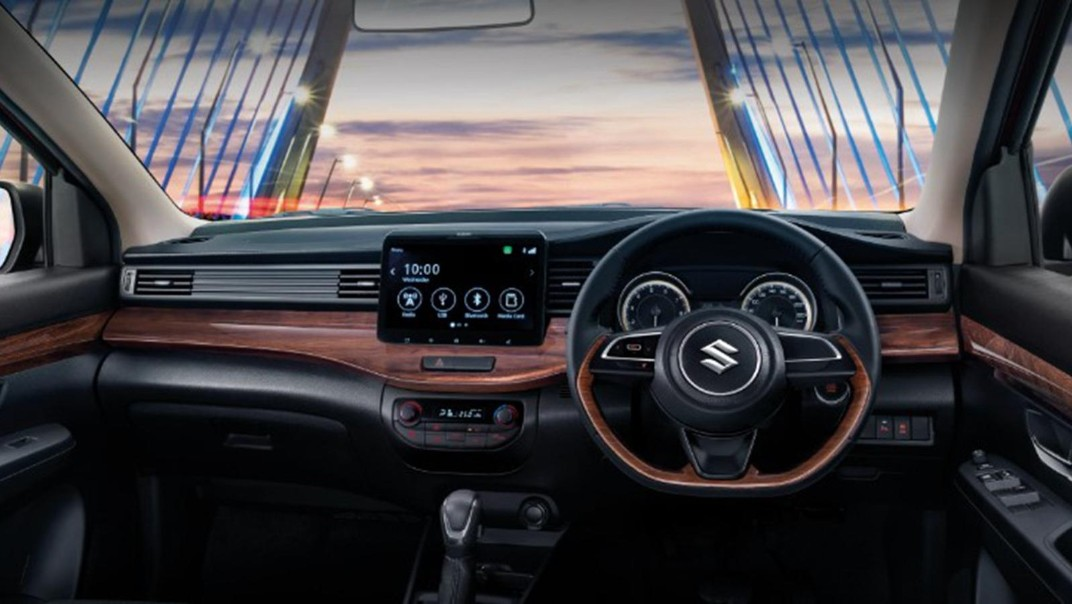 Suzuki Ertiga Public 2020 Interior 002