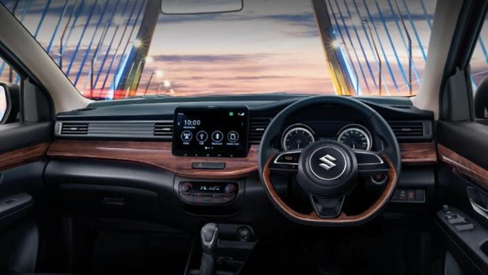 Suzuki Ertiga 2020 Interior 002