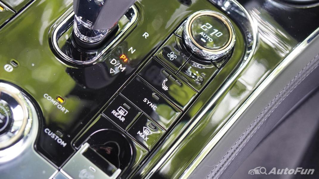 2020 Bentley Continental-GT 4.0 V8 Interior 031