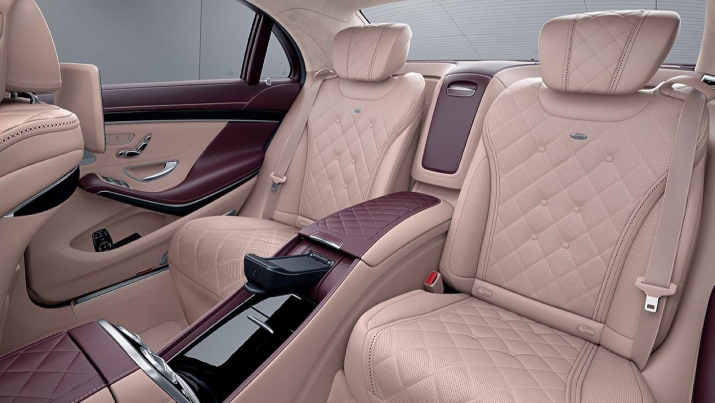 Mercedes-Benz S-Class 2020 Interior 003