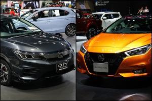 เทียบรุ่นแต่ง 2021 Honda City Modulo VS Nissan Almera N-Sport ราคาเพิ่ม 1-2 หมื่น เราแนะนำให้รอตัว Nismo ดีกว่า