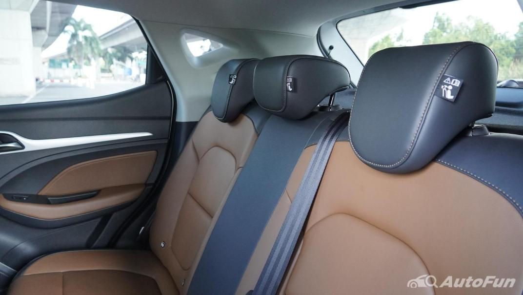2020 MG ZS 1.5L X Plus Interior 040