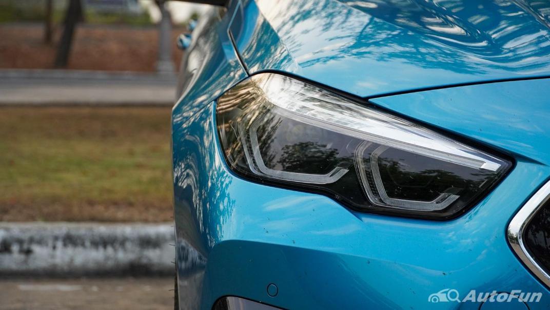 2021 BMW 2 Series Gran Coupe 220i M Sport Exterior 011