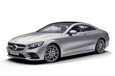 2020 4.0 Mercedes-Benz S-Class Coupe S 560 AMG Premium