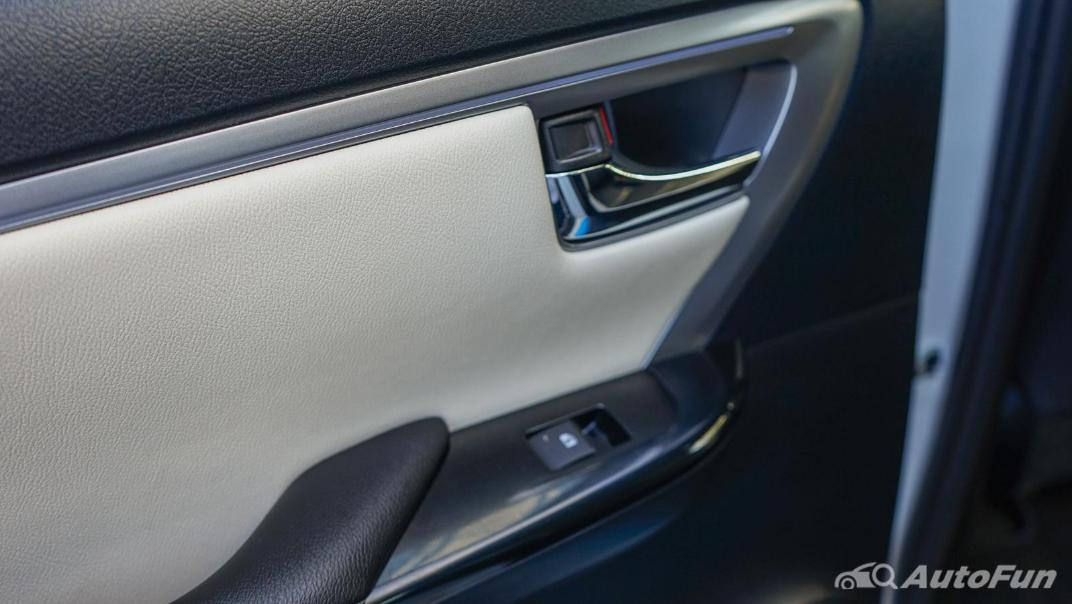 2020 Toyota Fortuner 2.8 Legender 4WD Interior 074