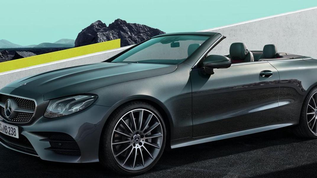 Mercedes-Benz E-Class Cabriolet 2020 Exterior 004