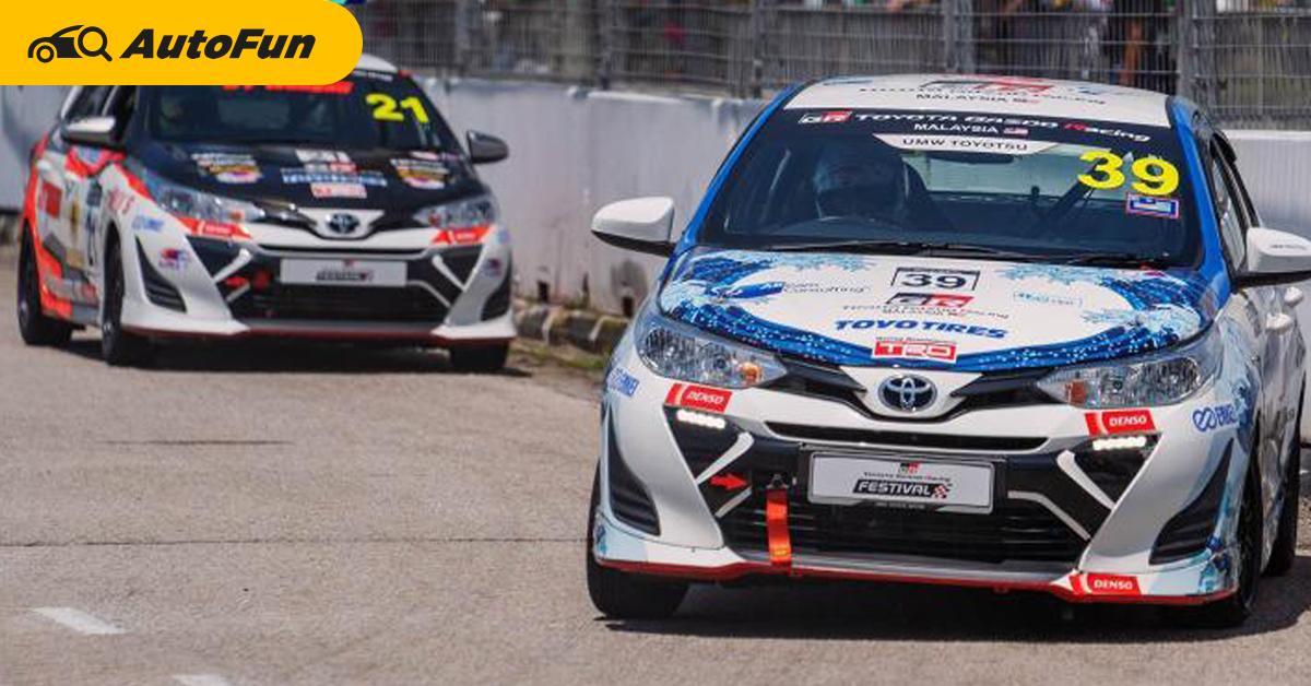 ลุ้น Toyota Vios GR Sport ถ่ายทอดเทคโนโลยีสนามแข่งออกทำตลาดเมืองไทย 01