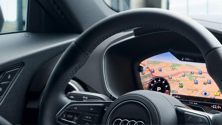Audi TT Roadster 2020 Interior 001