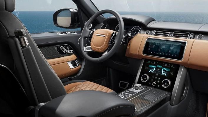 Land Rover Range Rover 2020 Interior 001