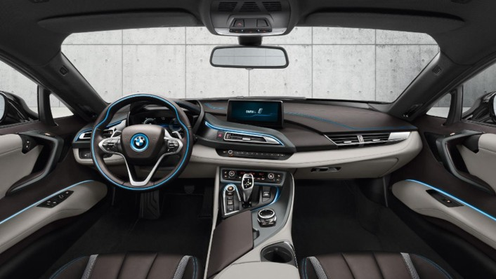BMW I8 2020 Interior 001