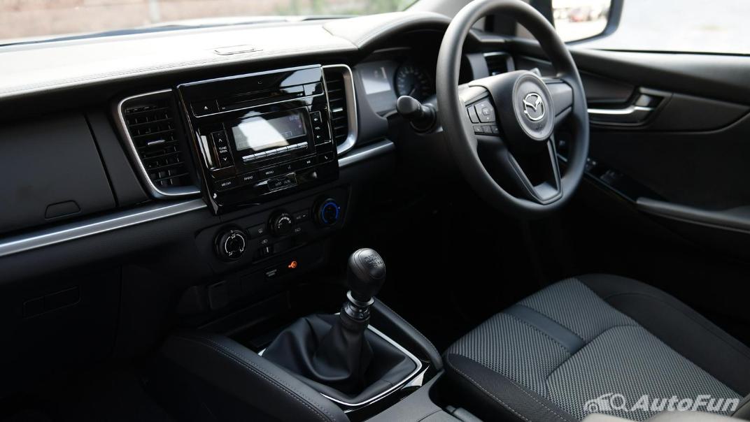2021 Mazda BT-50 Pro Freestyle Cab 1.9 S Hi-Racer Interior 015