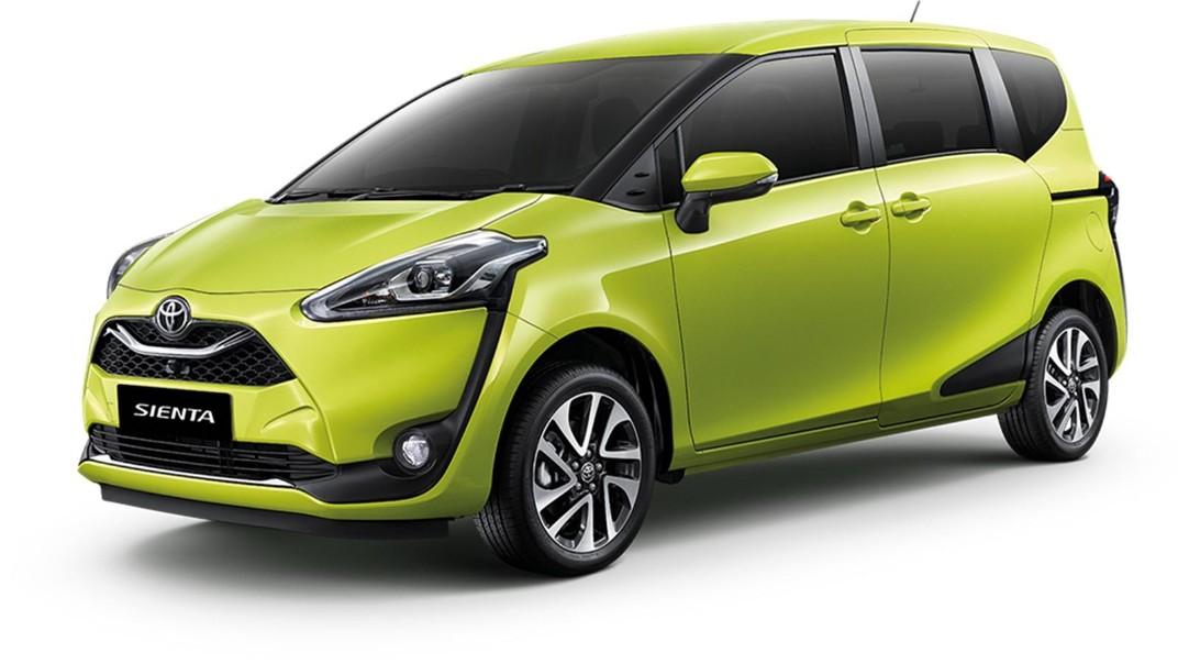 Toyota Sienta 2020 Exterior 017