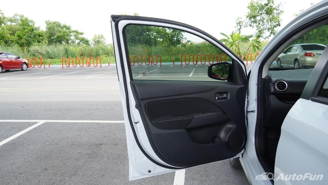 2020 Mitsubishi Attrage 1.2 GLS-LTD CVT Interior 037