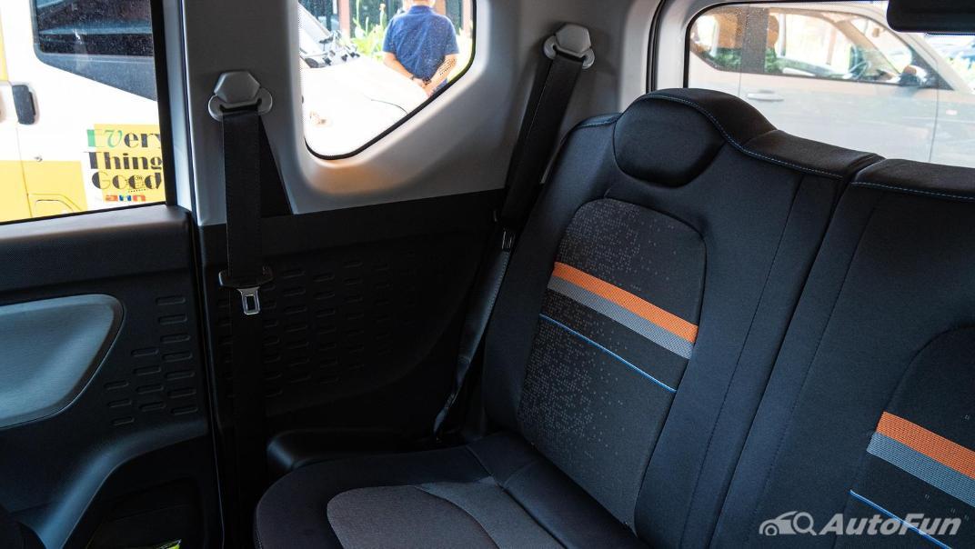 2020 Wuling Mini EV Interior 032