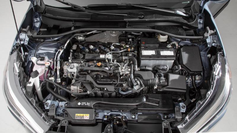รวม 10 ออพชั่นใน 2022 Toyota Corolla Cross สเปคอเมริกา ที่คนไทยไม่เคยได้ใช้มาก่อน 02