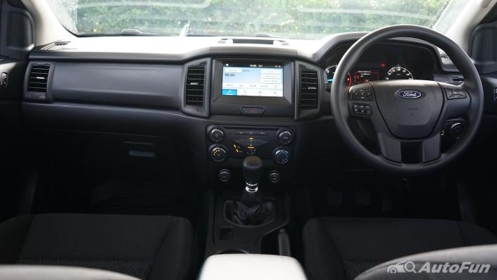 2021 Ford Ranger XL Street Interior 001