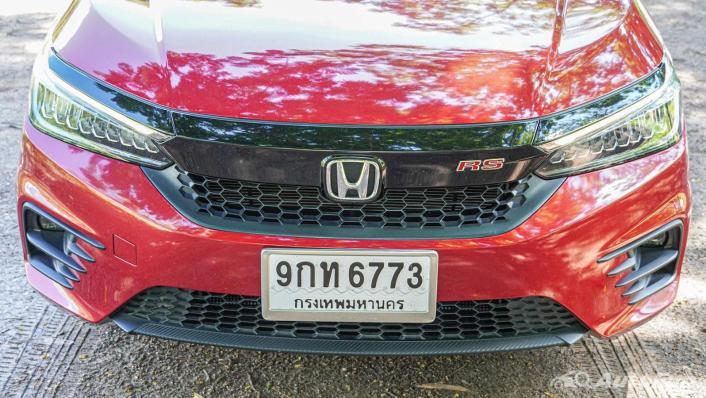 2020 Honda City 1.0 RS Exterior 009