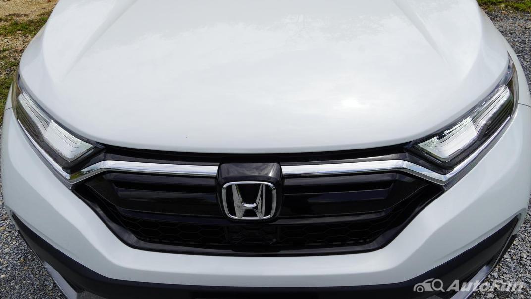 2020 Honda CR-V 2.4 ES 4WD Exterior 010