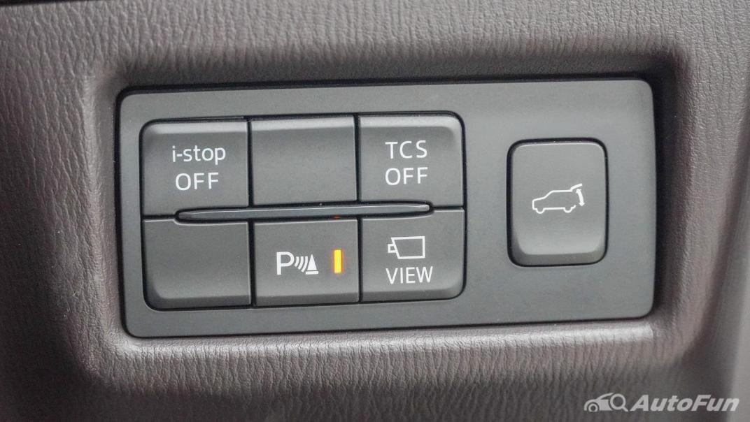 2020 Mazda CX-8 2.5 Skyactiv-G SP Interior 028